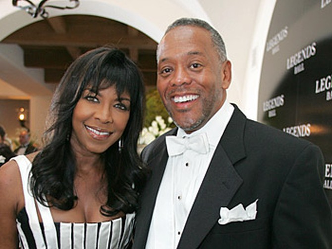 Natalie Cole and Abe Thompson. Copyright 2005, Harpo Productions, Inc./George Burns & Bob Davis.