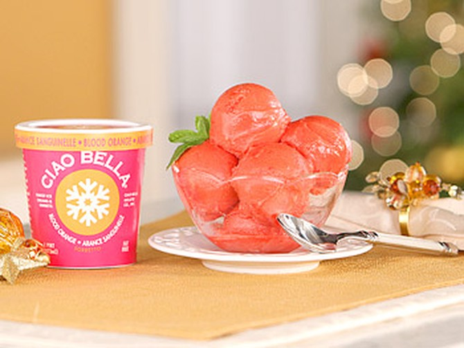 Ciao Bella Blood Orange Sorbetto