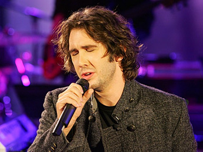 Josh Groban shares his AHA! Moment.
