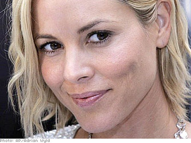 Maria Bello shares her AHA! Moment.