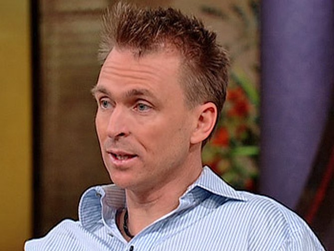 Phil Keoghan, host of 'No Opportunity Wasted'