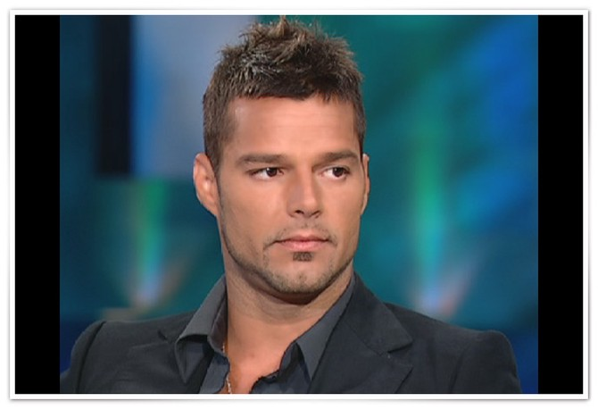 Ricky Martin on Hurricane Katrina's youngest survivors