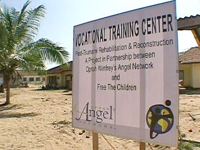 Oprah's Angel Network Center for Learning
