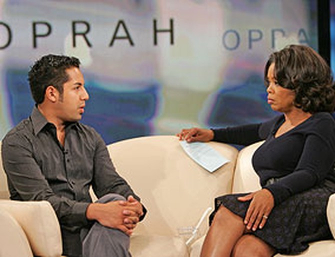 Luis and Oprah