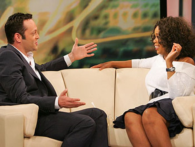 Vince Vaughn on 'The Break-Up'