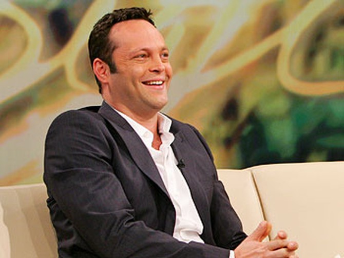 Vince Vaughn on Jennifer Aniston wedding rumors