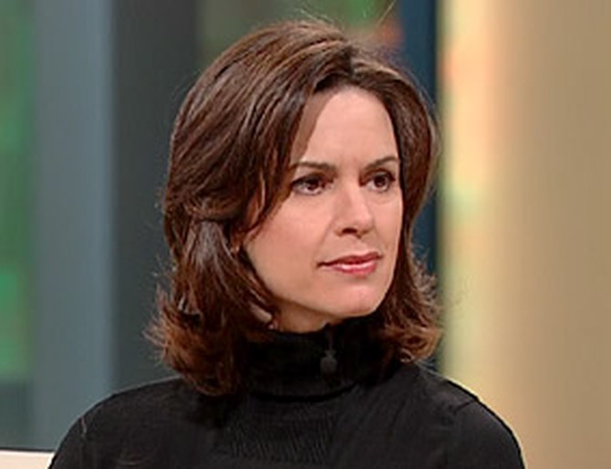 Elizabeth Vargas of ABC News
