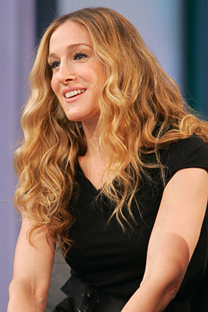 Sarah Jessica Parker launches her clothing line, Bitten.
