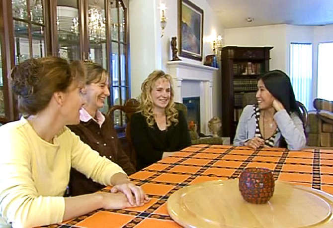 Lisa Ling interviews Richard's three wives: Julena, Tina and Rebecca