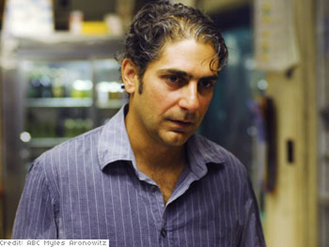 Michael Imperioli as Chick Benetto in For One More Day