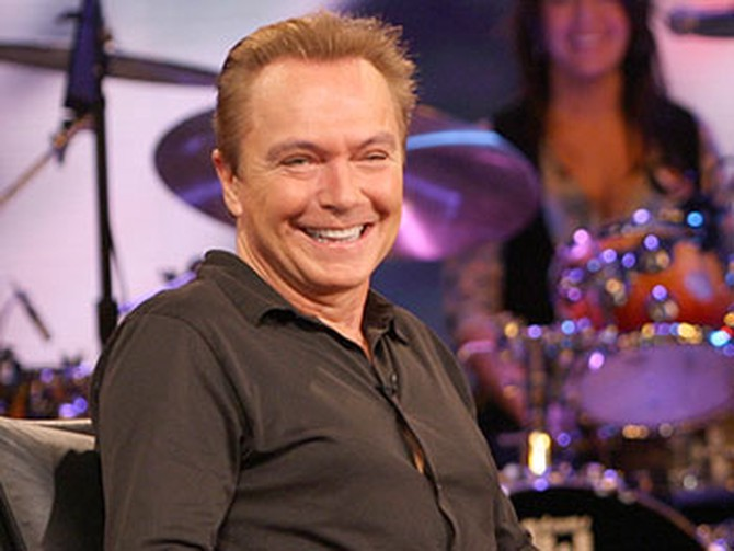 David Cassidy talks about the advice he got from John Lennon.
