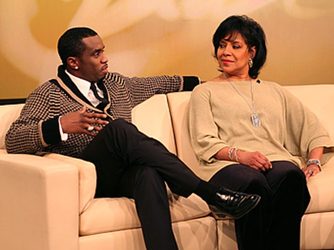 Sean Combs says he had to audition for his role in 'A Raisin in the Sun.'
