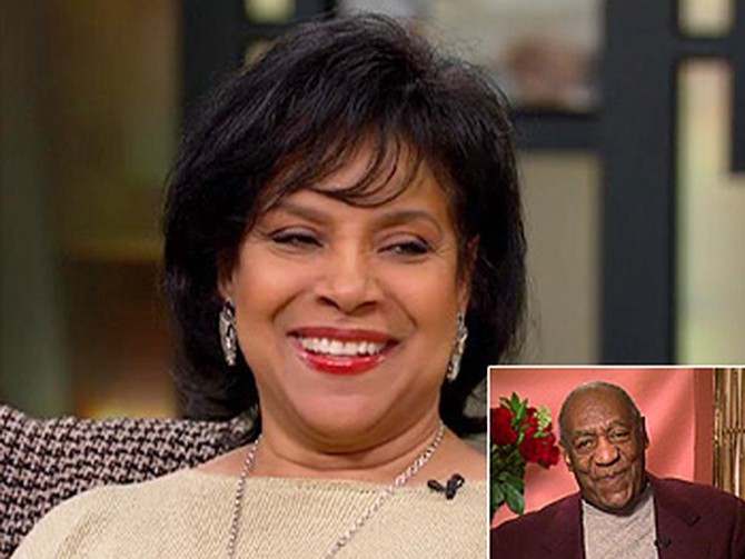 Phylicia Rashad talks about the best advice she received from Bill Cosby.