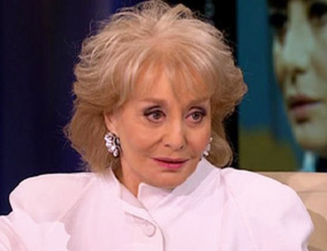 Barbara Walters on 'The View' controversy