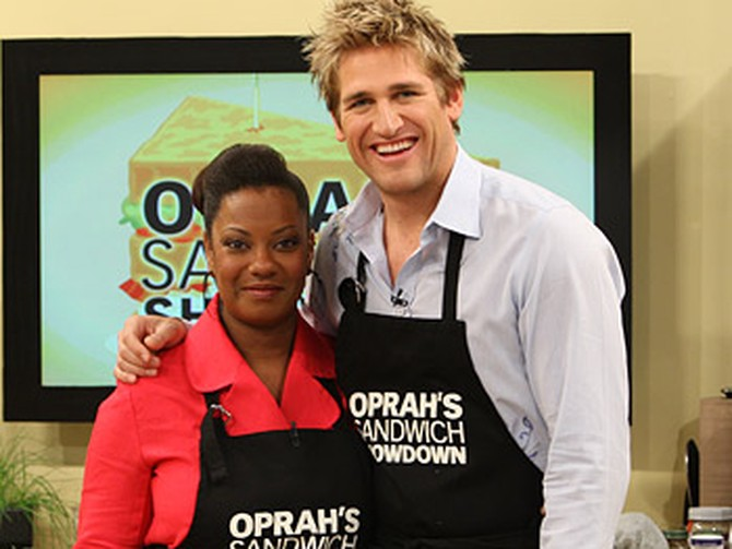 Curtis Stone and Andrea
