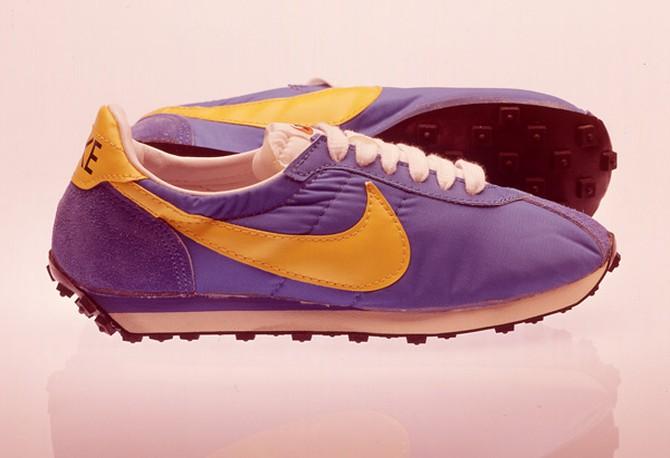 empujar frecuentemente Medición  The Evolution of the Nike Shoe