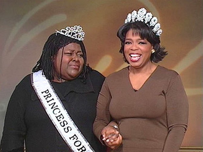 Oprah Nipples
