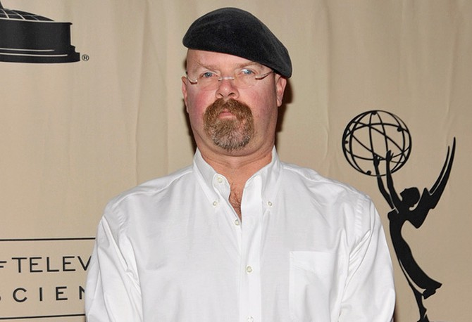 Jamie Hyneman, co-host of TLC's Mythbusters